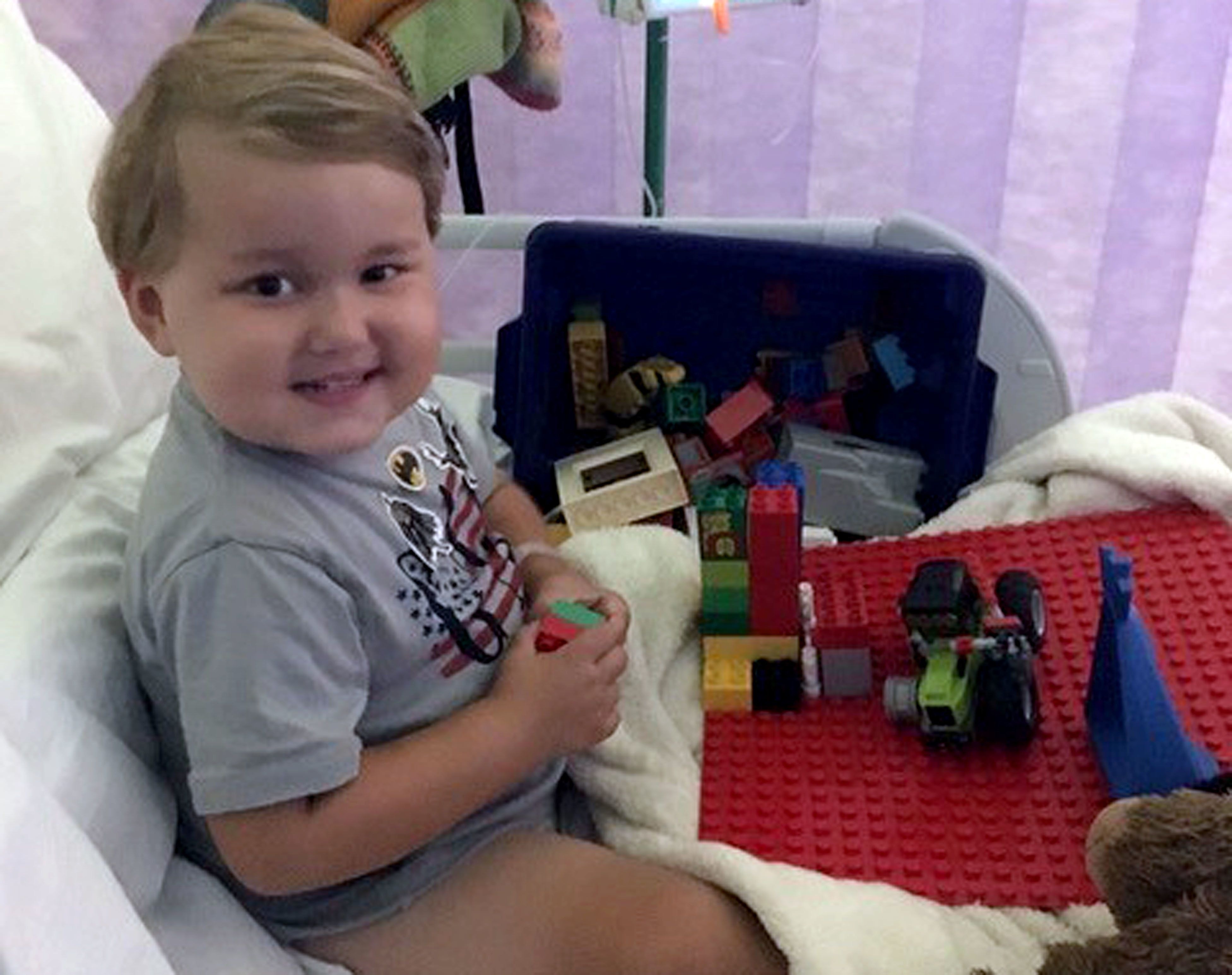 Four-Year-Old's 'Clumsiness' Caused By Deadly Tumour