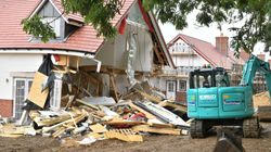 Builder Pleads Not Guilty To Destroying £4m New Homes With