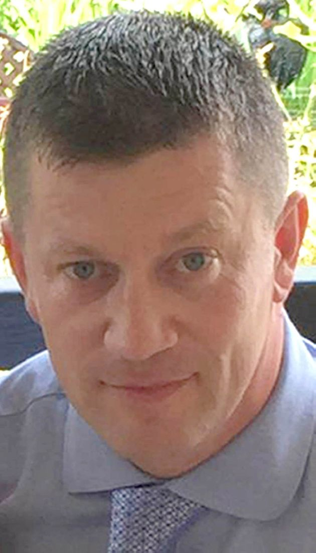 PC Keith Palmer was stabbed to death during the terror