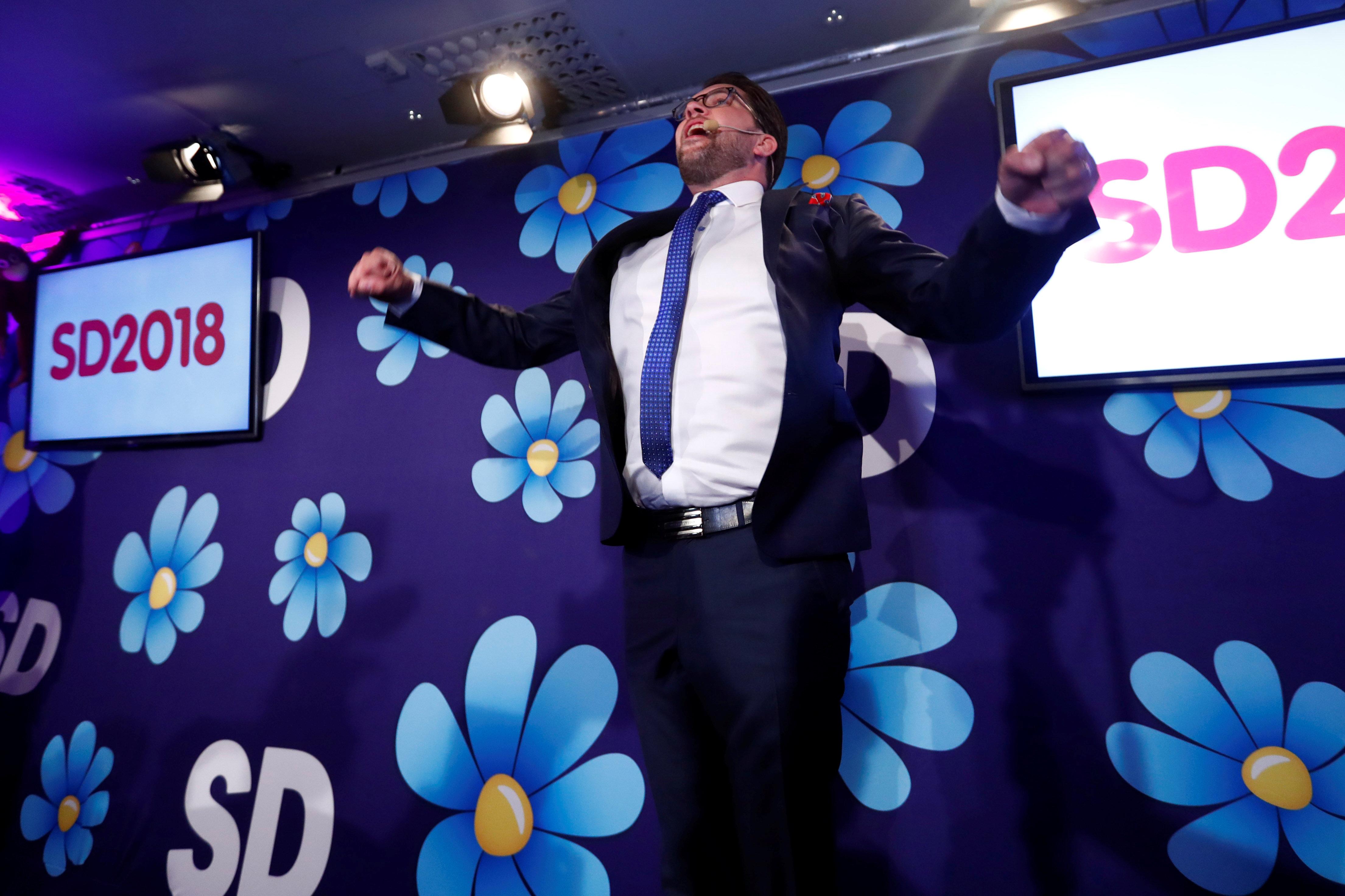 Τι σημαίνει για την Ευρώπη η δεξιά στροφή της Σουηδίας