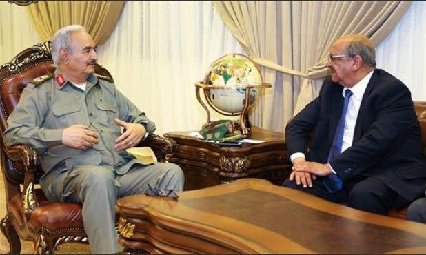 Libye: le ministre des AE désavoue Haftar et Messahel