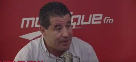 Le député de Nidaa Tounes Wissem Saïdi annonce sa démission de Nidaa Tounes en direct à la