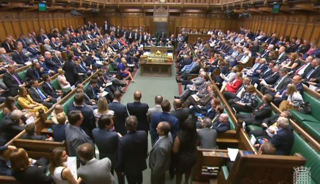 The House of Commons will be cut from 650 MPs to 600 MPs under the