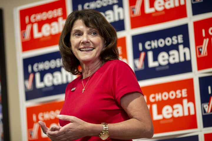 Wisconsin GOP state Sen. Leah Vukmir, now her party's nominee against Democratic U.S. Sen. Tammy Baldwin, was once ALEC's nat