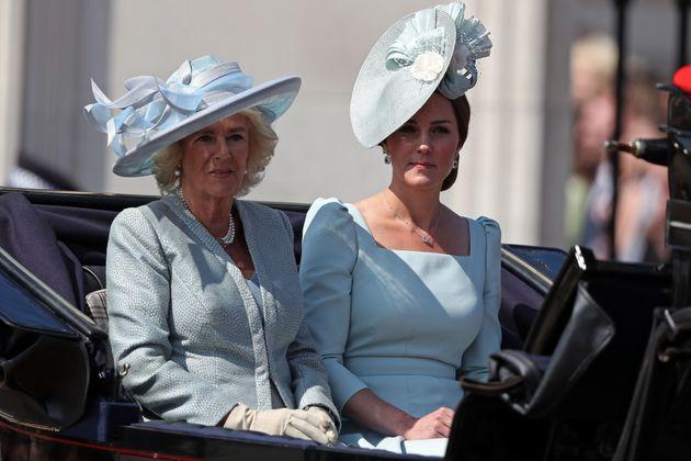 Camilla, Herzogin von Cornwall soll Herzogin Kate früher verabscheut