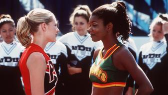 368579 Kirsten Dunst And Gabrielee Union Star In 'Cheer Fever' To Be Released In The Summer Of 2000.  (Photo By Getty Images)