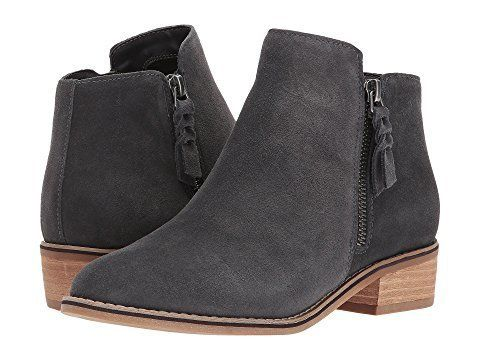 """<strong>Sizes</strong>: 5.5 to 12<br>Get it <a href=""""https://www.zappos.com/p/blondo-liam-waterproof-bootie-olive-suede/produ"""