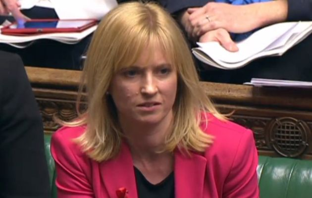 Canterbury MP Rosie Duffield is the lates MP to face formal censure