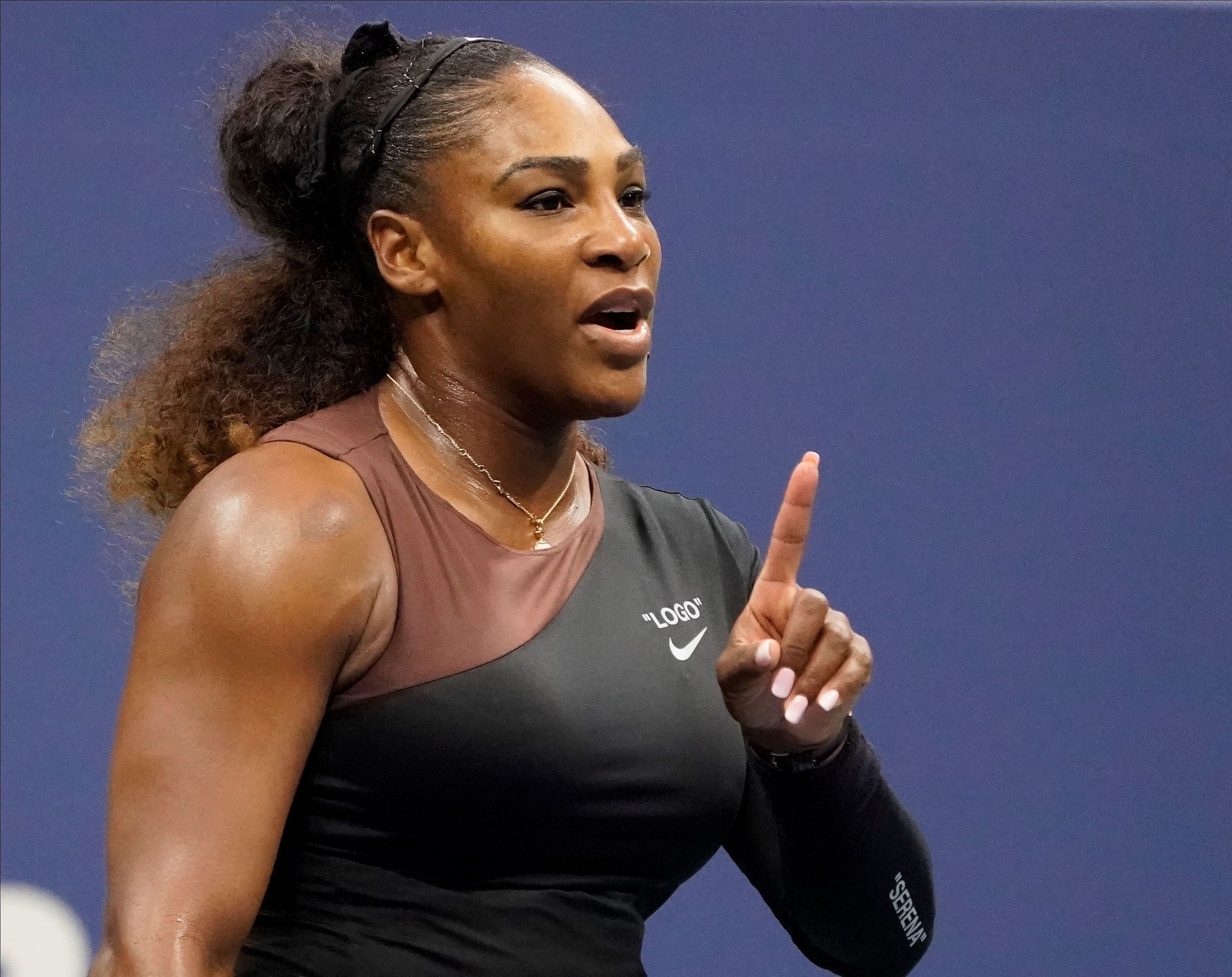 Newspaper's Cartoon Of Serena Williams Condemned As 'Racist And