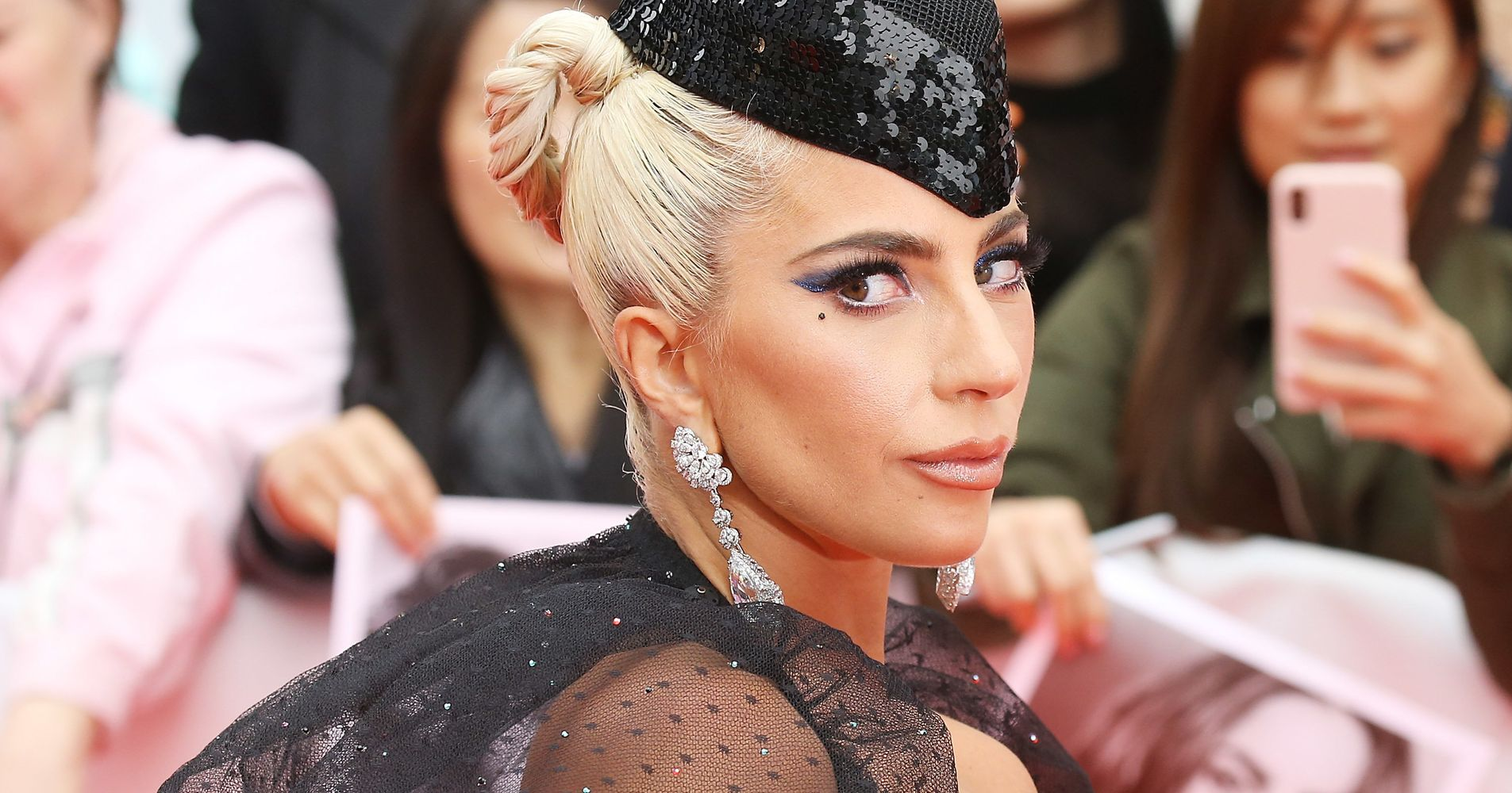 Vogue Writer Notes Lady Gaga's 'Shapely Behind' In Profile Discussing Her Assault