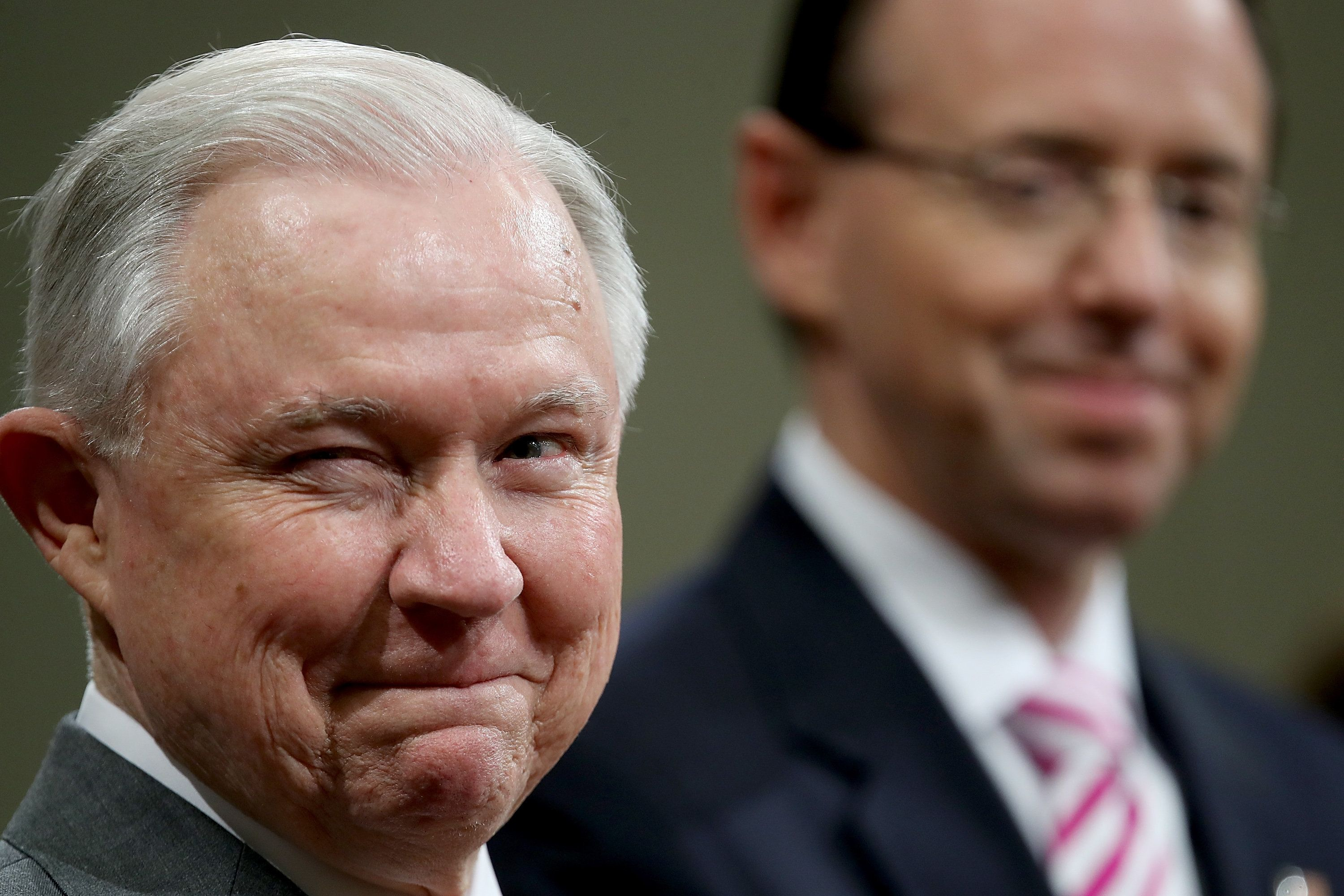 Democrats lay off Sessions after Papadopoulos contradicts Hill testimony