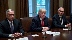 '트럼프 조롱한 적 없다'는 측근들의 해명을 우드워드가