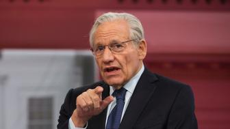 TODAY -- Pictured: Bob Woodward on Monday, September 10, 2018 -- (Photo by: Nathan Congleton/NBC/NBCU Photo Bank via Getty Images)