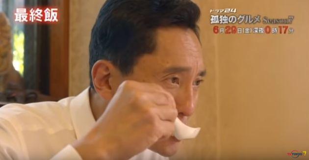'고독한 미식가' 고로상이 이영자를 '한국 대표 먹방 고수'로