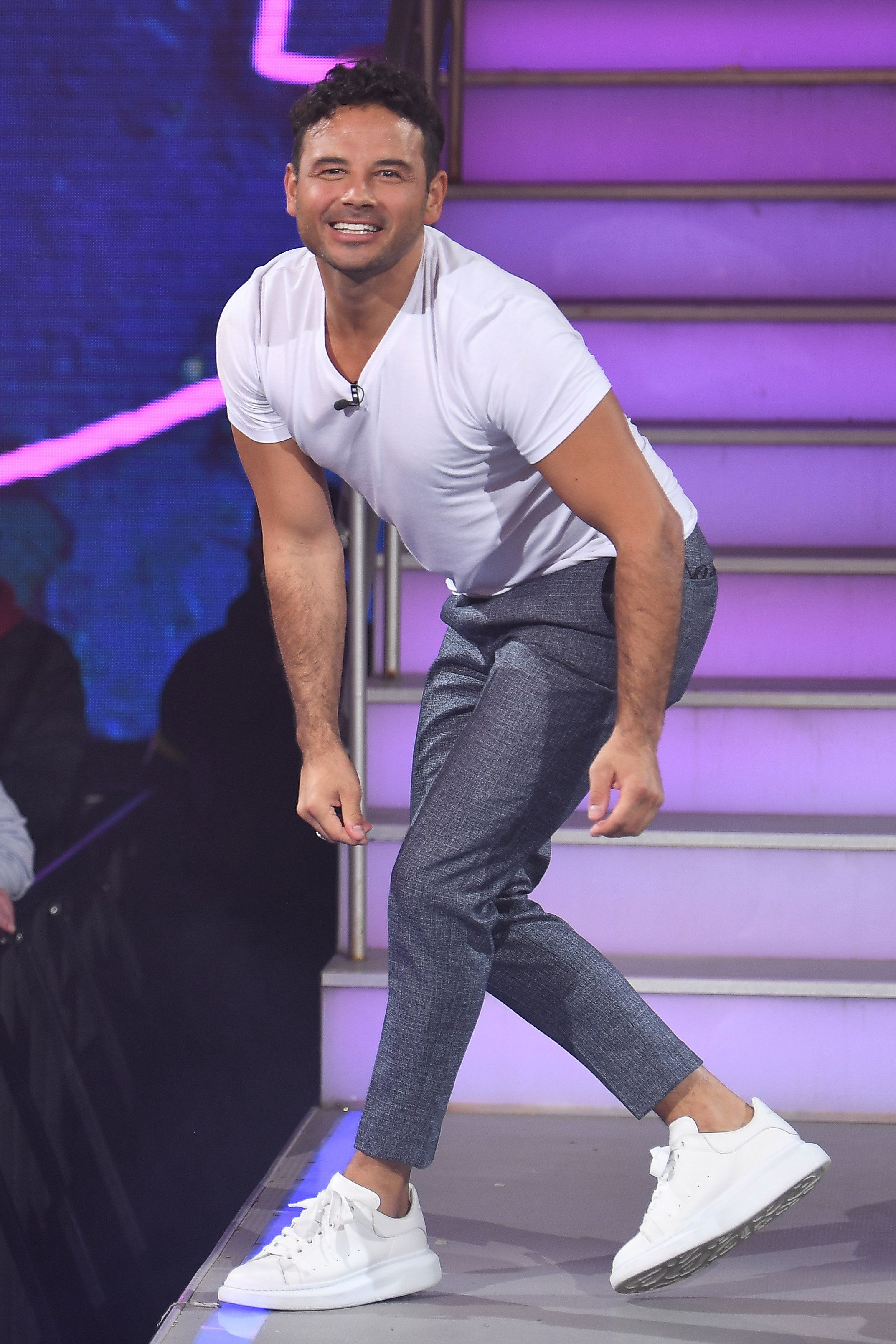 Ryan Thomas Says He Will 'Forgive' Roxanne Pallett As He's Crowned Winner Of