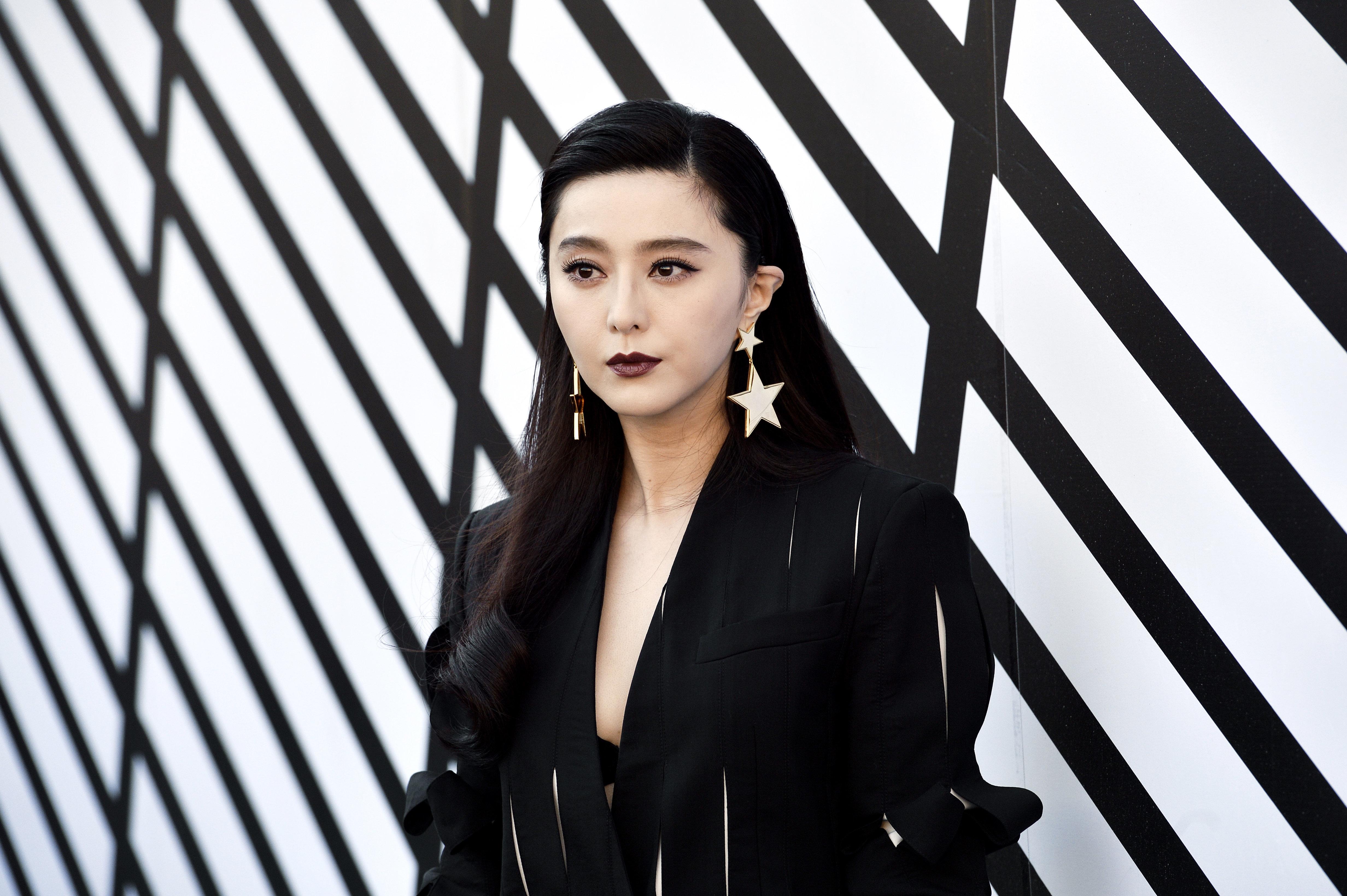 판빙빙은 올해 '중국 유명인 사회적 책임 수행'에서 최하위 평가를 받았다