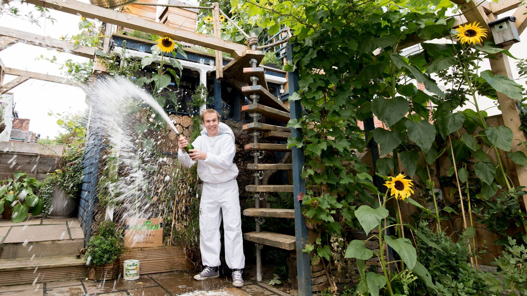 The Shed Of The Year Winner Is A Haven For Bees