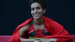 Rababe Arafi réalise la troisième meilleure performance féminine dans l'histoire du