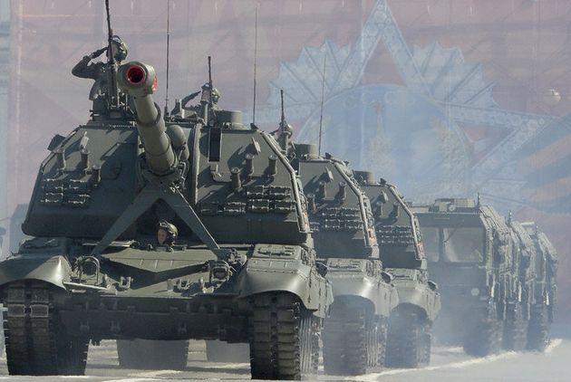La Russie étale sa puissance militaire avec de gigantesques