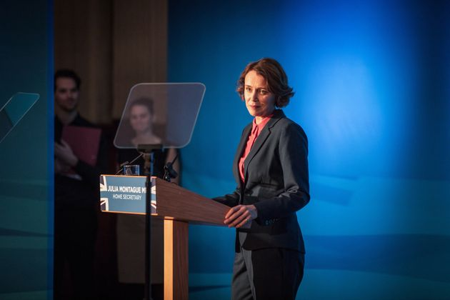 'Bodyguard' Creator Confirms Keeley Hawes' Home Secretary HAS Been Killed Off - And Explains