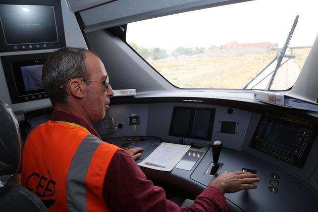 Transport ferroviaire: mise en service d'un nouveau système de télécommunication pour sécuriser le