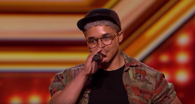 'X Factor' hopeful Felix