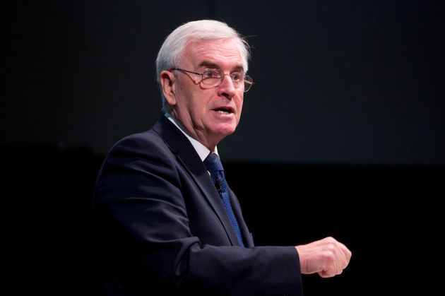 John McDonnell Insists 'Nothing Untoward' About Labour MPs Facing Criticism From