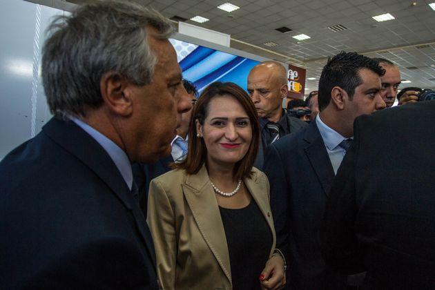 Majdouline Cherni dément sa démission du poste de ministre de la Jeunesse et des