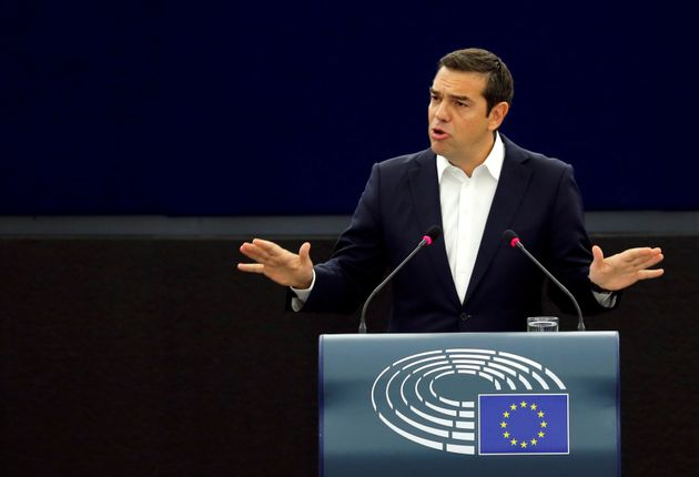 Τσίπρας για Παμμακεδονικό συλλαλητήριο: «3-4.000 ακραία στοιχεία ήταν στη