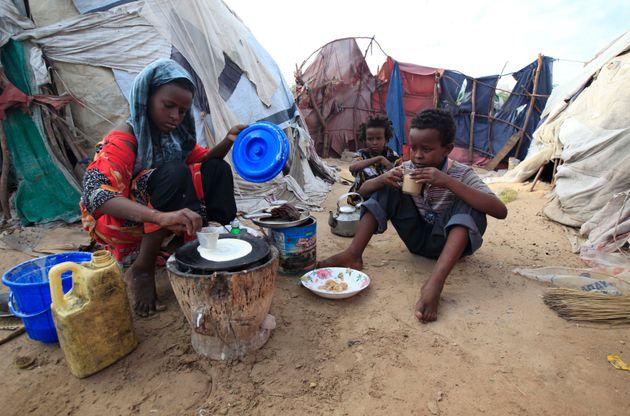 OHΕ: Αύξηση των επιπέδων πείνας διεθνώς για τρίτη συνεχή