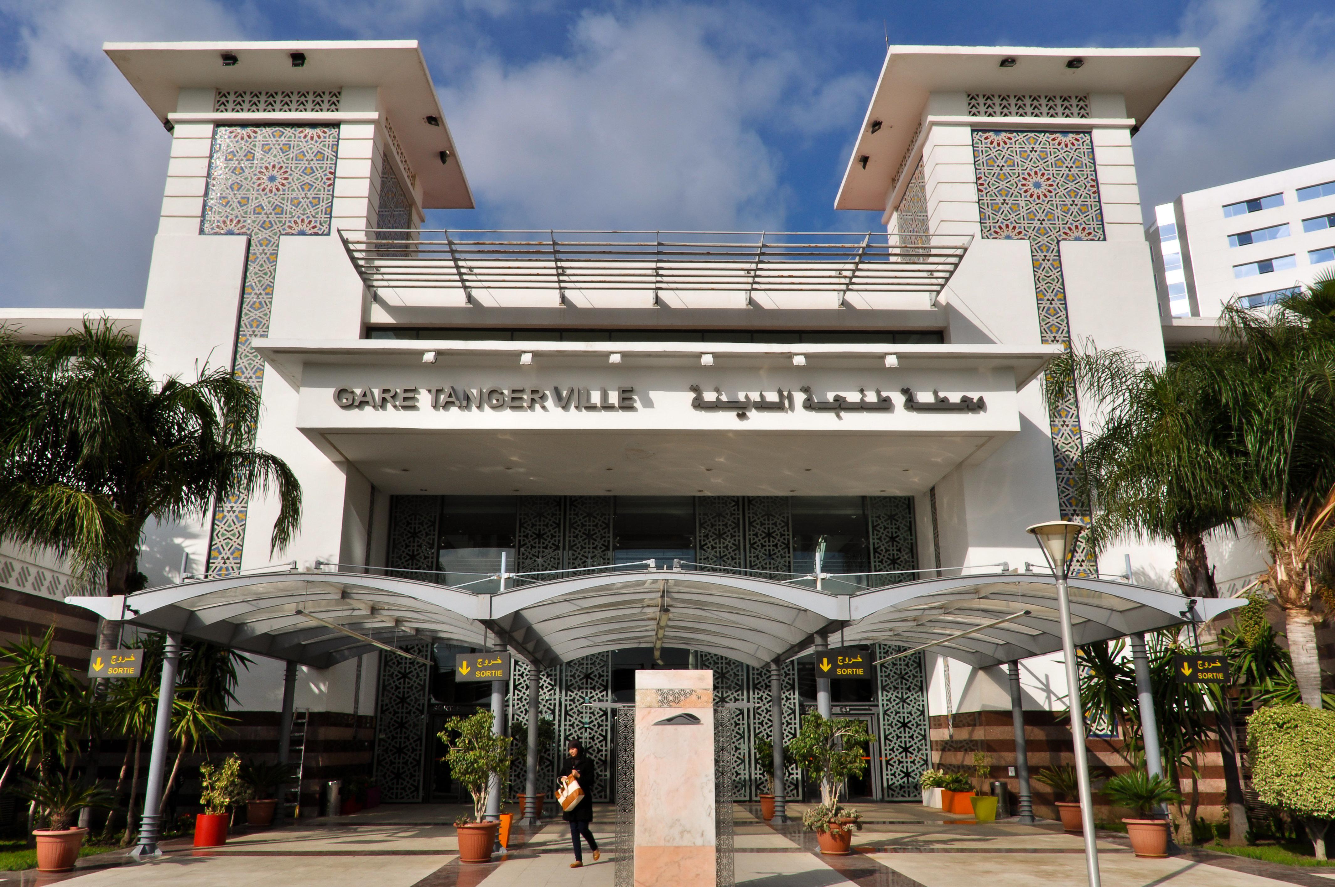 À partir du 16 septembre, vous ne passerez plus par la gare de Tanger-Moghogha mais par celle de