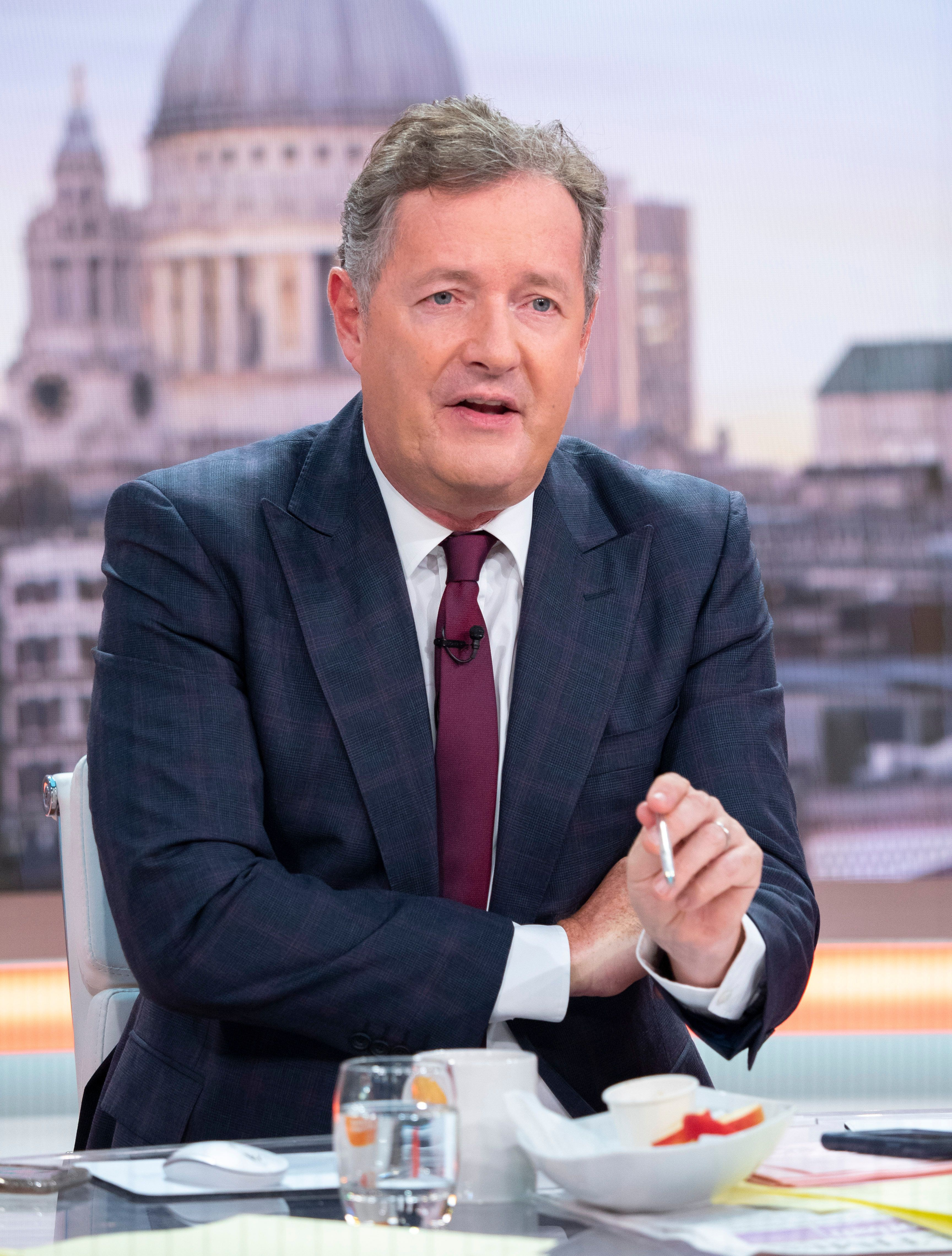 Piers Morgan Takes Swipe At Ant McPartlin's TV Choice Awards Win: 'At Least I Pitched Up For