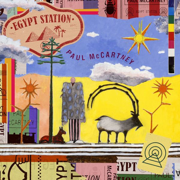 «Egypt Station»: Μόλις κυκλοφόρησε το 17ο προσωπικό άλμπουμ του Πολ