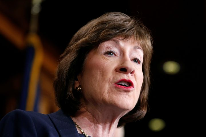 Sen. Susan Collins said Friday that she would vote to confirm Supreme Court nominee Brett Kavanaugh.