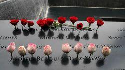 Hommage aux victimes du 11 septembre à New York