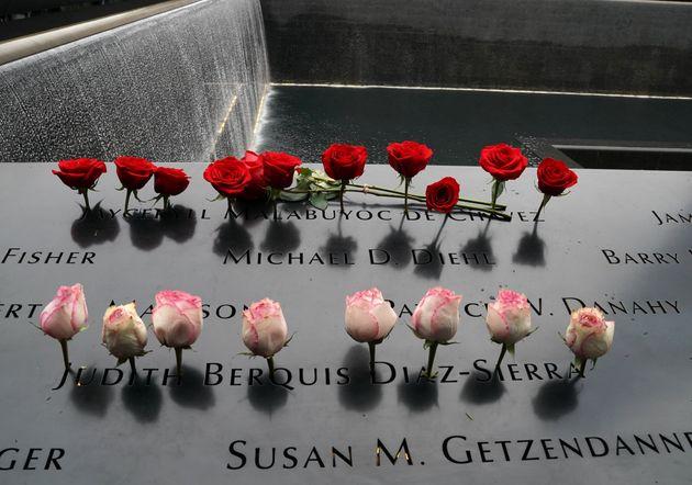 Hommage aux victimes du 11 septembre à New