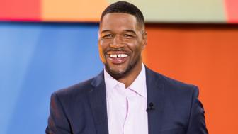 NEW YORK, NY - JULY 06:  Michael Strahan attends ABC's 'Good Morning America' at Rumsey Playfield, Central Park on July 6, 2018 in New York City.  (Photo by Noam Galai/Getty Images)