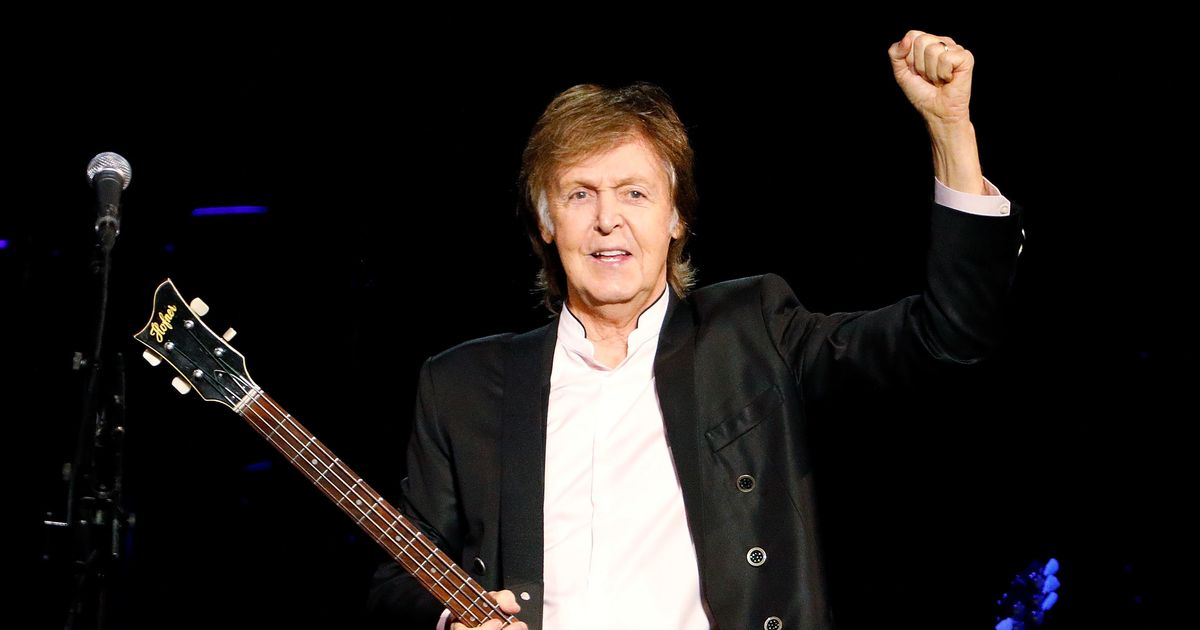 Paul McCartney Said He And John Lennon Masturbated Together With Friends.