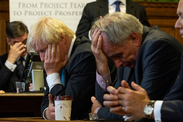 People Think This Picture Captures The Mood Of Brexit Britain