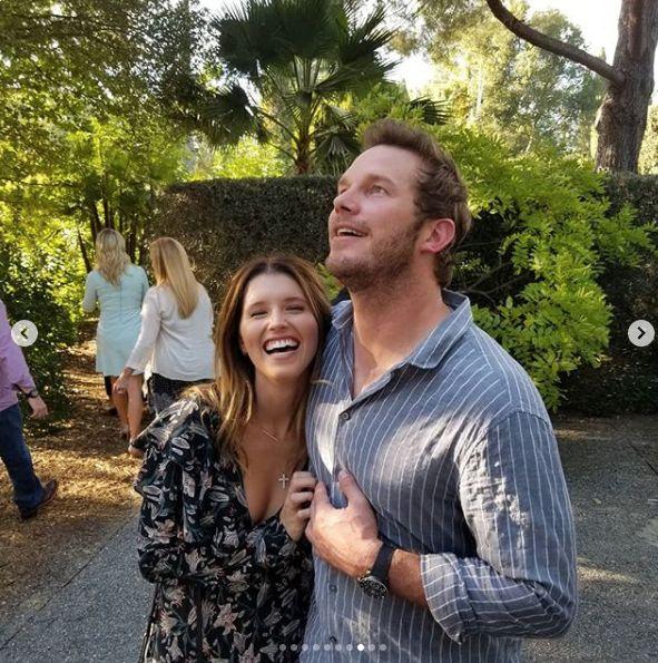 Westlake Legal Group 5b97ead2200000040734c79a Chris Pratt Announces Engagement To 'Sweet Katherine' Schwarzenegger