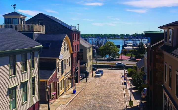 The New Bedford park was created by Congress in 1996 to preserve 13 city blocks of a Massachusetts seaport that was home to t