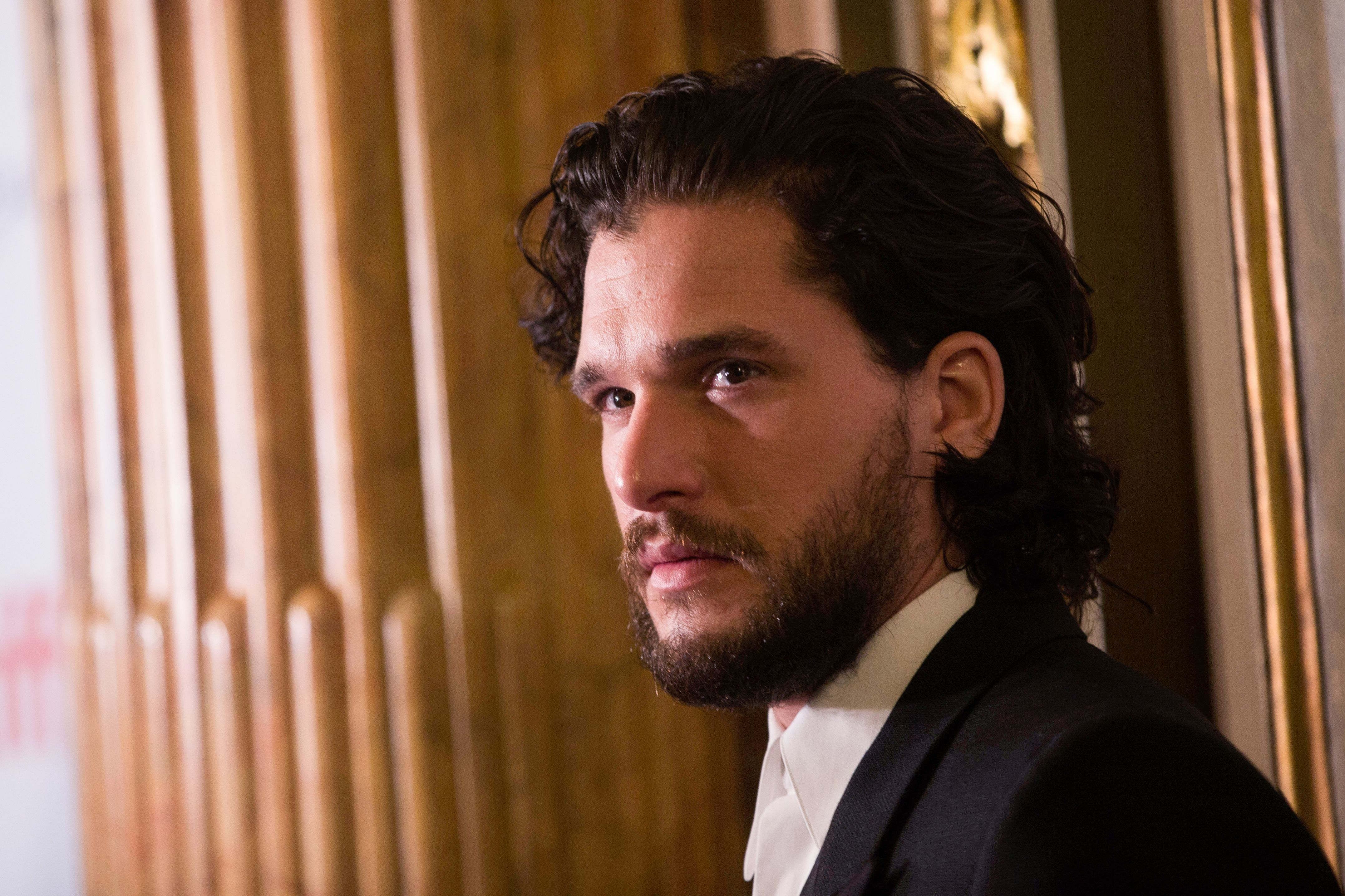 "Kit Harington attends the premiere of ""The Death and Life of John F. Donovan"" at the Toronto International Film Festival."