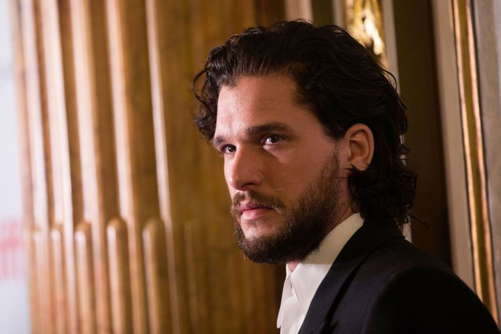 """Kit Harington attends the premiere of """"The Death and Life of John F. Donovan"""" at the Toronto International Film Festival."""