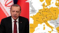 Erdogan-Medien verbreiten Flüchtlings-Karte: Sie ist eine Warnung an