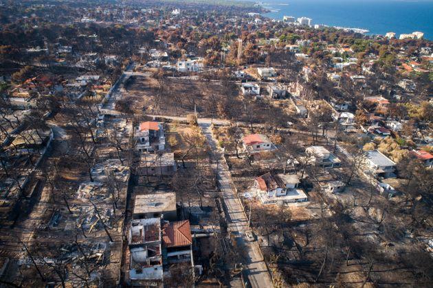 Στους 99 οι νεκροί από την πυρκαγιά στο Μάτι. Υπέκυψε 26χρονη
