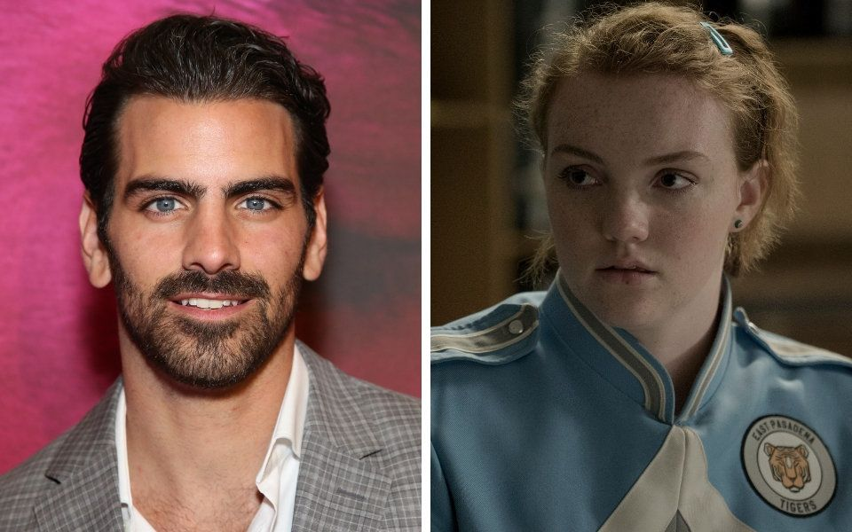 "Model Nyle DiMarco, left, and actress Shannon Purser in her role as Sierra Burgess in ""Sierra Burgess Is a Loser."""