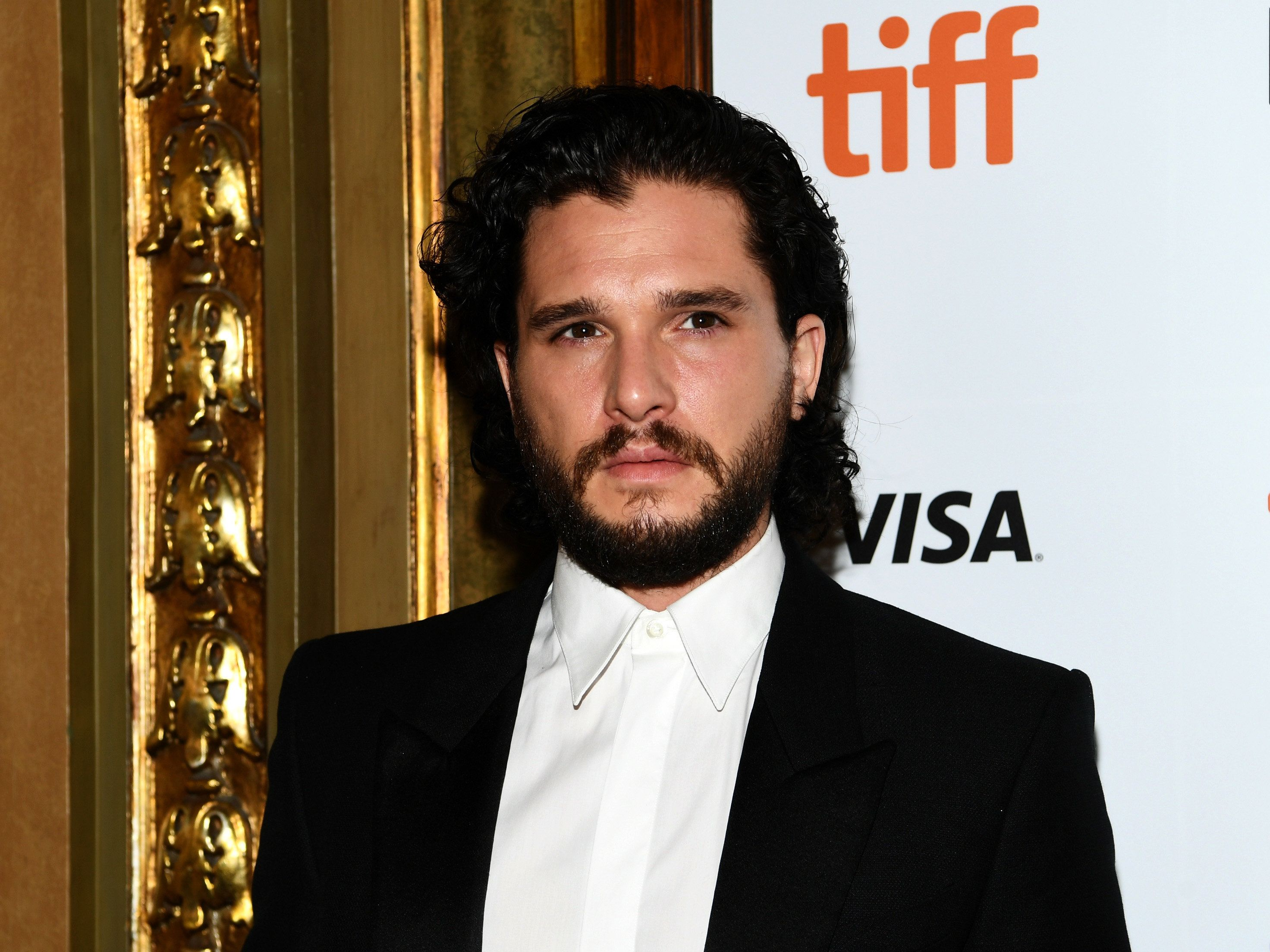TORONTO, ON - SEPTEMBER 10:  Kit Harington attends the 'The Death And Life Of John F. Donovan' premiere during 2018 Toronto International Film Festival at Winter Garden Theatre on September 10, 2018 in Toronto, Canada.  (Photo by Emma McIntyre/Getty Images)