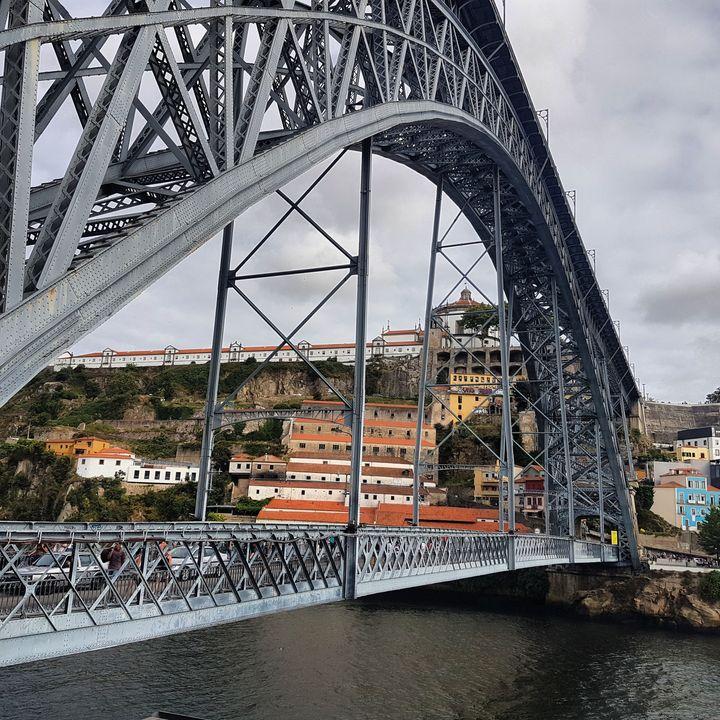 Η γέφυρα Dom Luís I