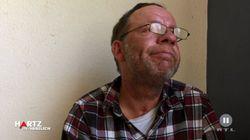 Hartz-IV-Empfänger war 10 Jahre obdachlos und hat jetzt einen ungewöhnlichen Wunsch