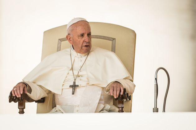 44000 Catholic Women Demand Answers From Pope Francis Over Sex